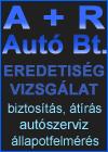 A R Autó Bt Eredetiség vizsgálat