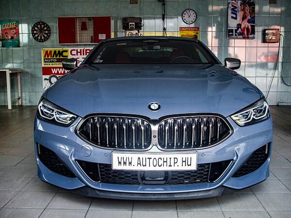 Chiptuning tapasztalat BMW M850i