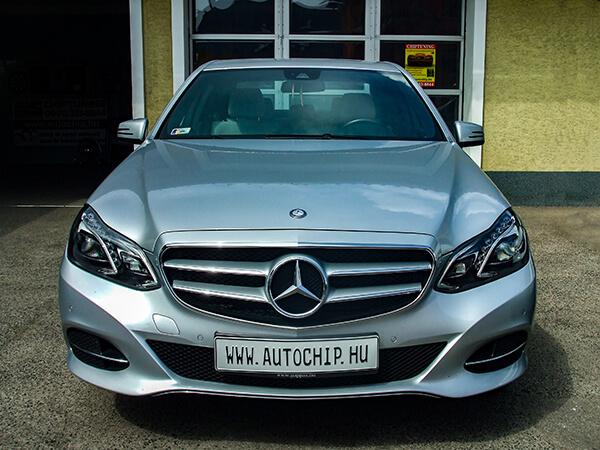 Mercedes E 220 CDI 170LE