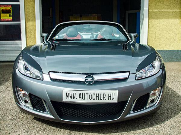 Opel GT chiptuning motoroptimalizálás