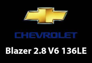 Blazer-2.8-V6-136LE