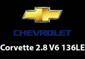Corvette-2.8-V6-136LE