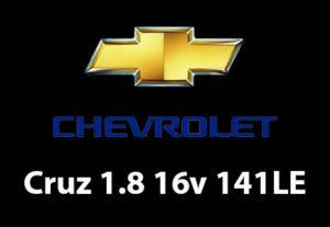 Cruz-1.8-16v-141LE